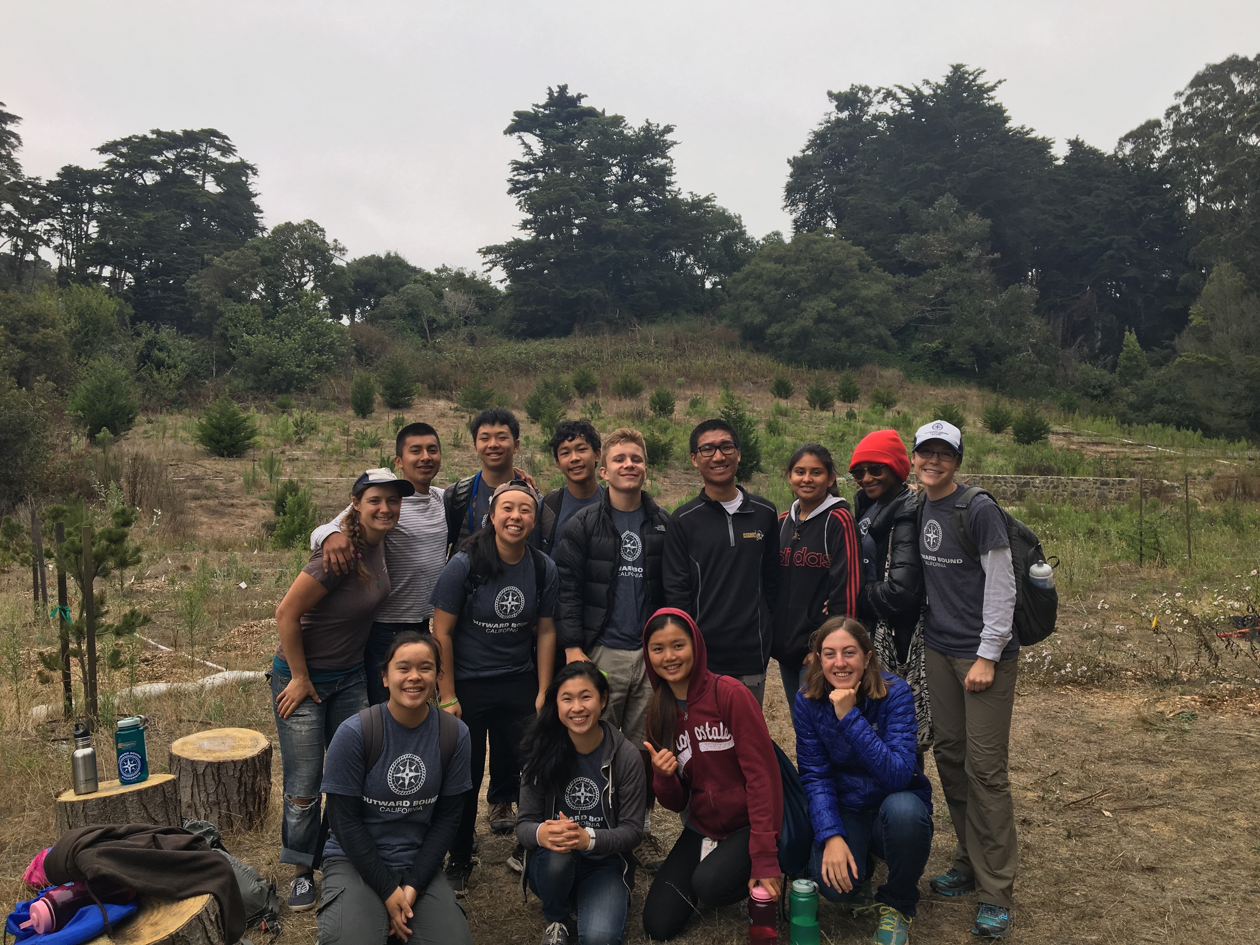 Bay Area high school students (rising sophomores, juniors, and seniors) who  want to continue to develop their leadership skills and gain service  experience.